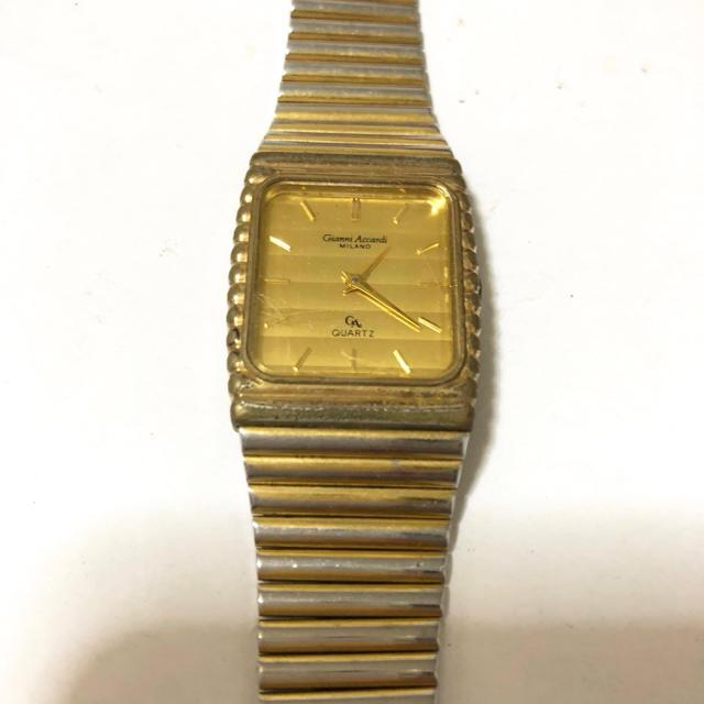 腕時計 Gianni Accardi MILANO ウォッチの通販 by ニア's shop|ラクマ