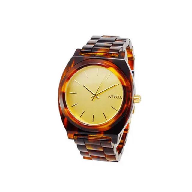 NIXON - 新品 Nixon ニクソン 腕時計 A327-1424 べっ甲の通販 by 繭吉's shop|ニクソンならラクマ