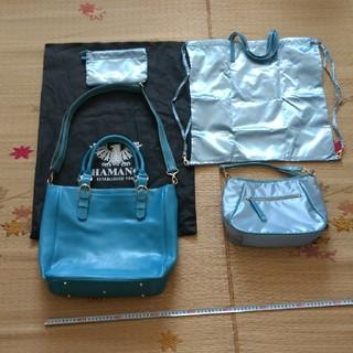 ハマノヒカクコウゲイ(濱野皮革工藝/HAMANO)のHAMANO  2ウェイバッグ(ショルダーバッグ)