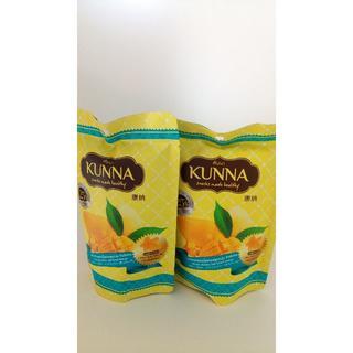 KUNNA ドライマンゴー 2セット(フルーツ)