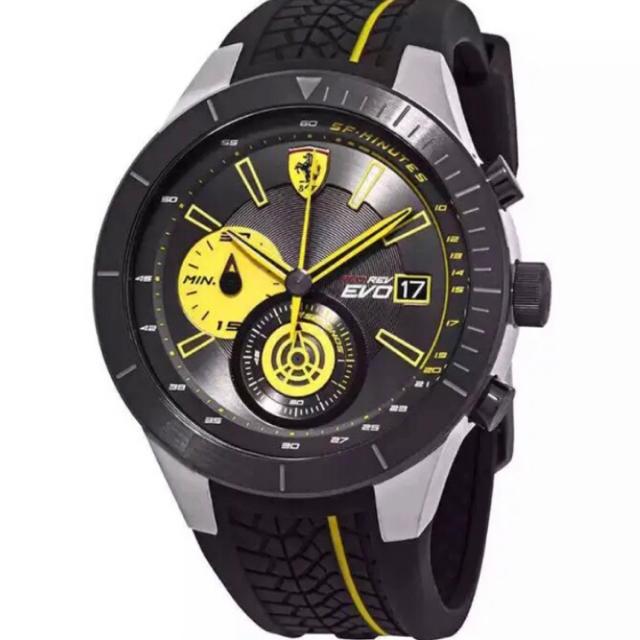 Ferrari - 【フェラーリ Red Rev Evo】腕時計 の通販 by seto's shop|フェラーリならラクマ