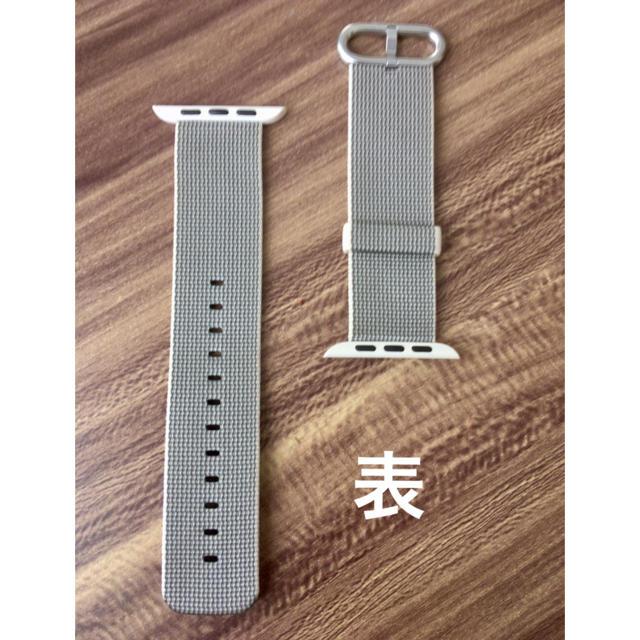Apple Watch - Apple watch 純正 バンド ベルト 42の通販 by izaw's shop|アップルウォッチならラクマ