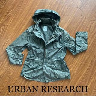 アーバンリサーチ(URBAN RESEARCH)のURBAN RESEARCH アーバンリサーチ ミリタリー ジャケット(ミリタリージャケット)
