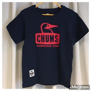 チャムス(CHUMS)のチャムス キッズ Tシャツ Mサイズ(Tシャツ/カットソー)