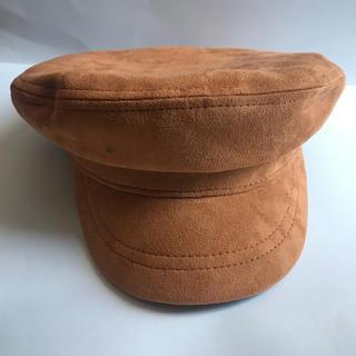 アングリッド(Ungrid)のUngrid  アングリッド キャスケット 帽子(キャスケット)