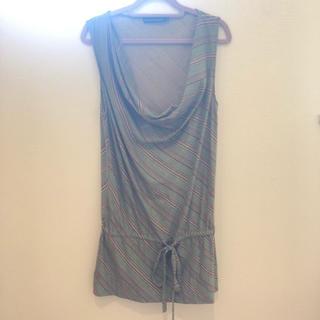 ラルフローレン(Ralph Lauren)のラルフローレン ノースリーブトップス(カットソー(半袖/袖なし))