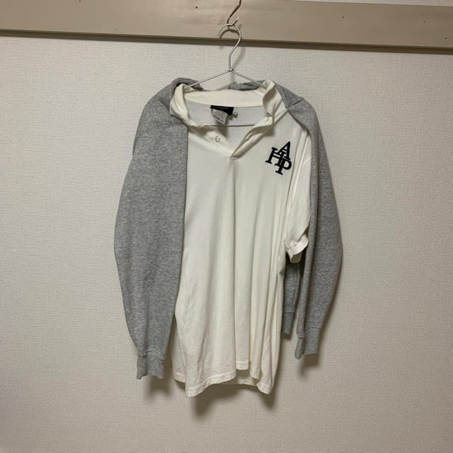 JOHN LAWRENCE SULLIVAN(ジョンローレンスサリバン)のafterhomework ポロシャツ メンズのトップス(ポロシャツ)の商品写真