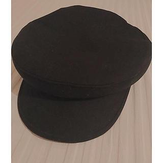 マウジー(moussy)のmoussy キャスケット 帽子(キャスケット)