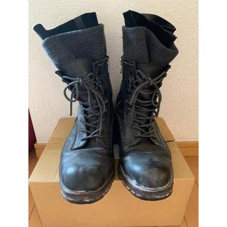 ミハラヤスヒロ(MIHARAYASUHIRO)のミハラヤスヒロ レイヤードブーツ(ブーツ)