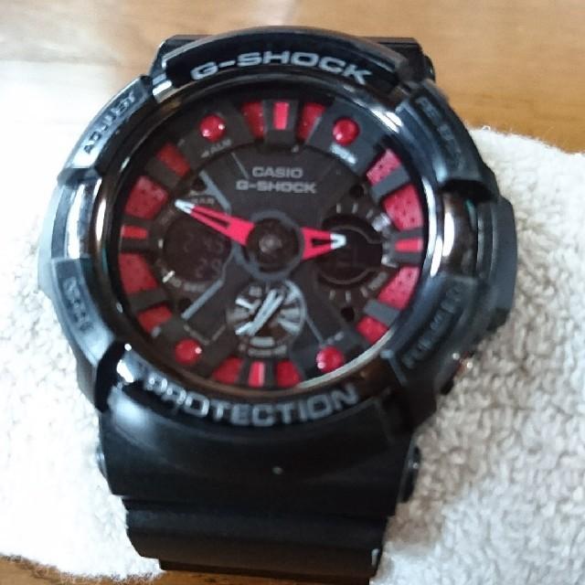 G-SHOCK - CASIO G-SHOCK アナデジ 腕時計の通販 by LARA's shop|ジーショックならラクマ