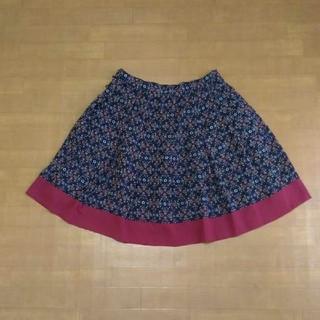 フィグロンドン(fig London)のフィグロンドン  花柄スカート(ひざ丈スカート)