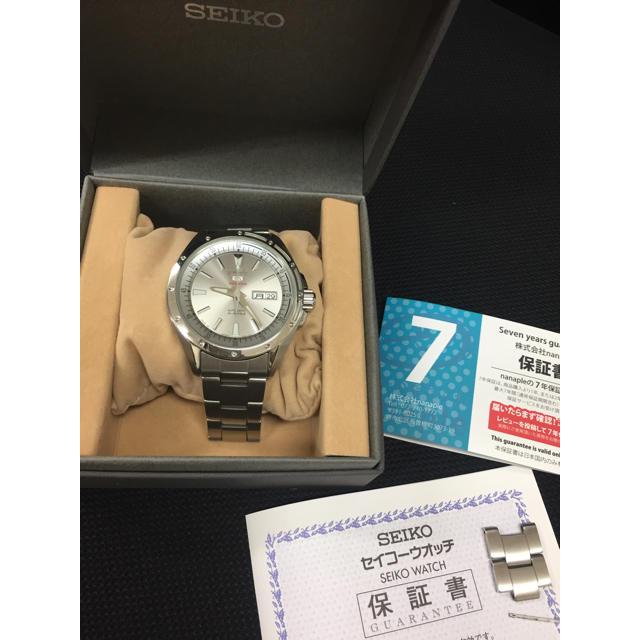 SEIKO - SEIKO 5スポーツ メンズ ☆腕時計の通販 by maRiee4178's 只今お返事停止中(>人<;)|セイコーならラクマ
