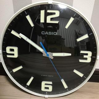 カシオ(CASIO)の【最終価格】 CASIO 壁掛け時計 蓄光(掛時計/柱時計)