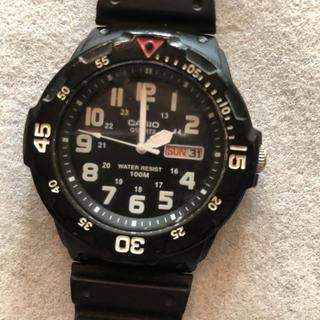 カシオ(CASIO)の★値下げカシオ CASIO ダイバー腕時計100M(腕時計(アナログ))