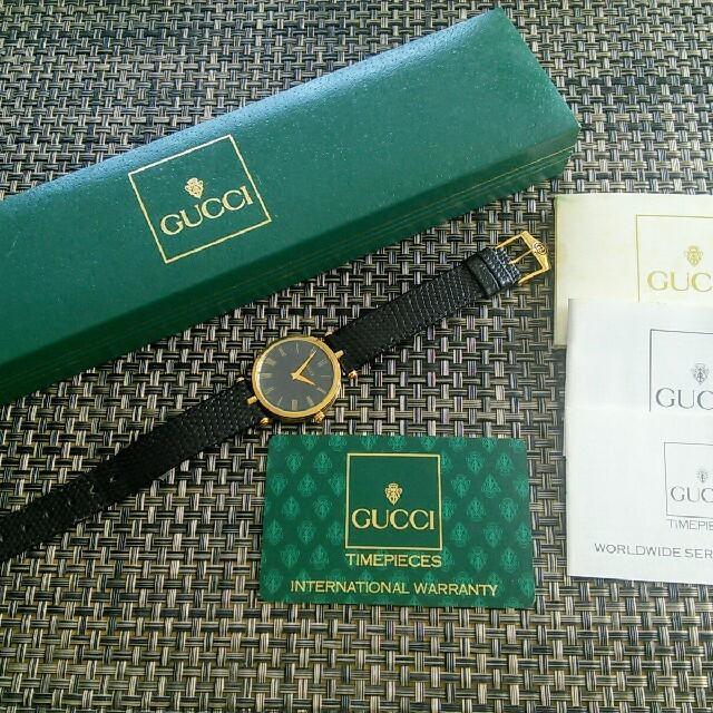 Gucci - Gucci メンズ シェリー オールドグッチ フルオリジナル 電池新品の通販 by リック's shop|グッチならラクマ