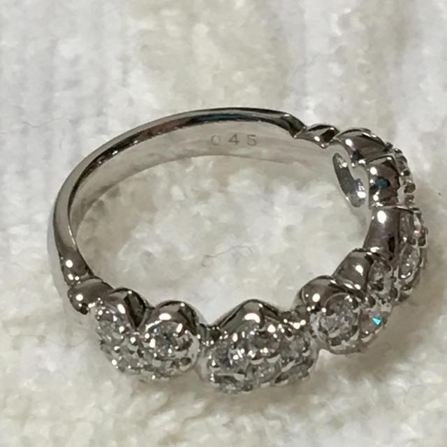 PonteVecchio(ポンテヴェキオ)のポンテヴェキオ  ダイヤモンドリング  5号 レディースのアクセサリー(リング(指輪))の商品写真