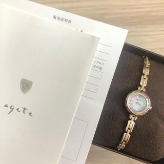 アガット(agete)のアガット 時計(腕時計)
