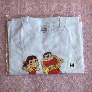 フジヤ(不二家)の不二家ペコちゃんとガリガリ君Tシャツ(Tシャツ(半袖/袖なし))