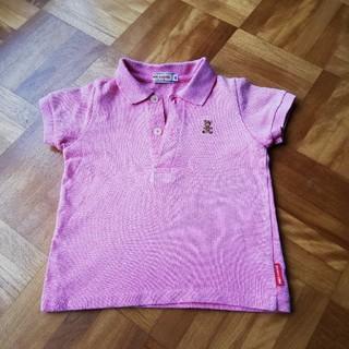 ミキハウス(mikihouse)のMIKI HOUSEのポロシャツ 80 (シャツ/カットソー)