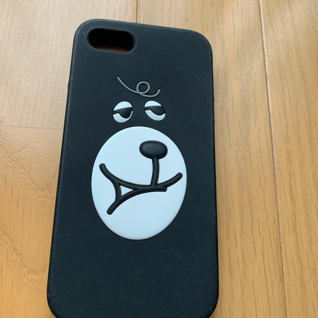 coen(コーエン)のcoen くまちゃん  iPhoneケース スマホ/家電/カメラのスマホアクセサリー(iPhoneケース)の商品写真