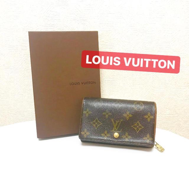 LOUIS VUITTON - ルイ・ヴィトン モノグラム 財布 の通販 by みっきぃー's shop|ルイヴィトンならラクマ