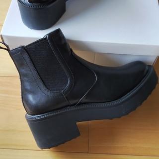 レピピアルマリオ(repipi armario)の美品◆レピピアルマリオ◆サイドゴアブーツ◆Sサイズ(ブーツ)