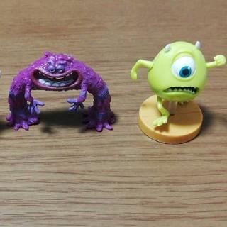 ディズニー(Disney)のモンスターズインク ディズニー ピクサー チョコエッグ フィギュア(キャラクターグッズ)