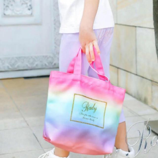 Rady(レディー)のRady ミニトート レディースのバッグ(トートバッグ)の商品写真