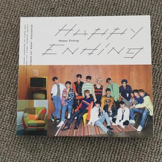 セブンティーン(SEVENTEEN)のSEVENTEEN Happy Ending (初回限定盤A)(K-POP/アジア)