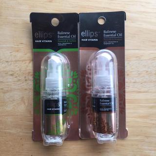 エリップス(ellips)のellips エリップス エッセンシャルオイル 2本セット(オイル/美容液)