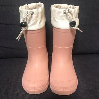ムジルシリョウヒン(MUJI (無印良品))の無印良品 キッズ レインブーツ 長靴(長靴/レインシューズ)