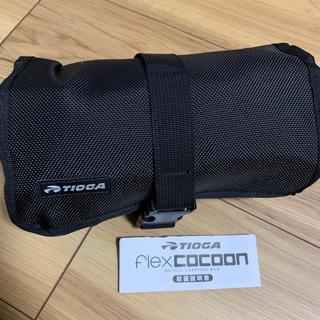シマノ(SHIMANO)のflex cocoon tioga 輪行バック 未使用 レンチ付き 新品 (バッグ)