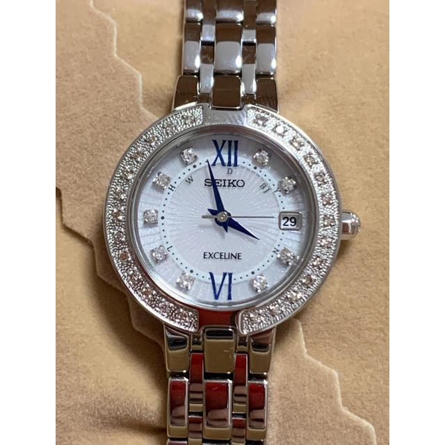 SEIKO - 美品 セイコー SEIKO ドルチェ&エクセリーヌSWCW083 腕時計 ダイヤの通販 by カツカレー's shop|セイコーならラクマ