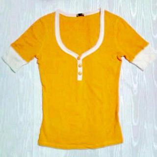 スライ(SLY)のSLY ビタミンカラー トップス(Tシャツ(半袖/袖なし))