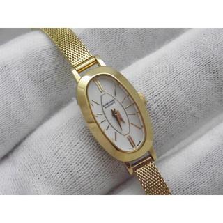 キャサリンハムネット(KATHARINE HAMNETT)のKATHARINE HAMNETT 腕時計 ゴールド (腕時計)