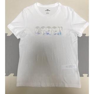 コーチ(COACH)のCOACH レディース新作Tシャツ(Tシャツ(半袖/袖なし))