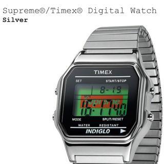 シュプリーム(Supreme)のSupreme×Timex Digital watch (腕時計(デジタル))