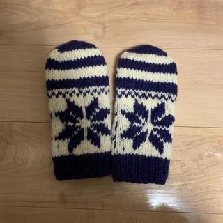 サマンサモスモス(SM2)のSM2 サマンサモスモス ミトン手袋(手袋)
