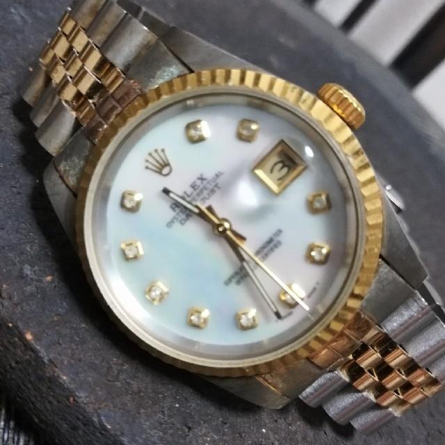 ROLEX - ロレックス ROLEXタイプ腕時計(自動巻き)ジャンク!の通販 by サムリバ's shop|ロレックスならラクマ