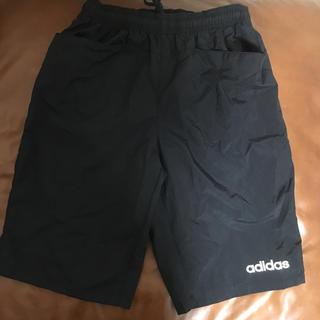 アディダス(adidas)の【お値下げ☺︎】アディダス パンツ ジュニア 160 ブラック 送料込(パンツ/スパッツ)
