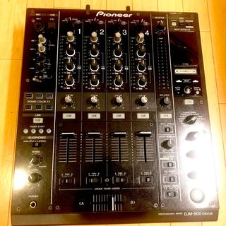 Pioneer - 美品PIONEER DJM 900 NEXUS ミキサー パイオニア