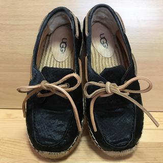 アグ(UGG)のUGG シューズ レディース 7(ローファー/革靴)