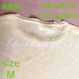 サルヴァトーレフェラガモ(Salvatore Ferragamo)のsalvatore ferragamo フェラガモ  Tシャツ トップス(Tシャツ(半袖/袖なし))