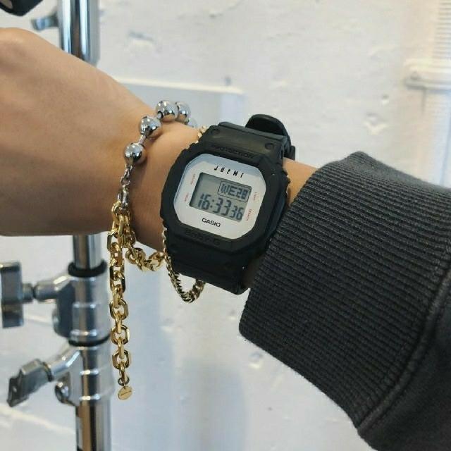 G-SHOCK - 新品!ステッカー付き!juemi×CASIO babyGコラボGショック腕時計 の通販 by コツメs shop ジーショックならラクマ