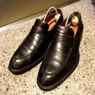 アレンエドモンズ(Allen Edmonds)のジャンカルロモレリ ビジネスシューズ 革靴 25㎝ (ドレス/ビジネス)