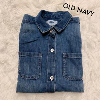 オールドネイビー(Old Navy)の【最終価格】オールドネイビー デニム ワンピース(ワンピース)