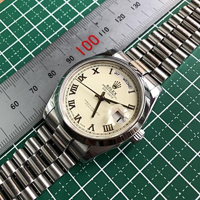 腕時計  自動巻ムーブメント式の通販 by Rouge|ラクマ
