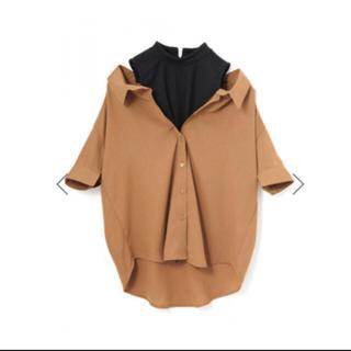グレイル(GRL)の専用 シャツ シフォンスカート(シャツ/ブラウス(長袖/七分))