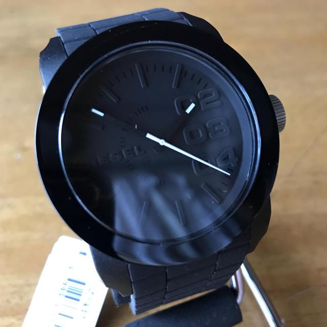 DIESEL - 新品✨ディーゼル DIESEL 腕時計 DZ1437 ブラックの通販 by てっちゃん(´∀`)|ディーゼルならラクマ