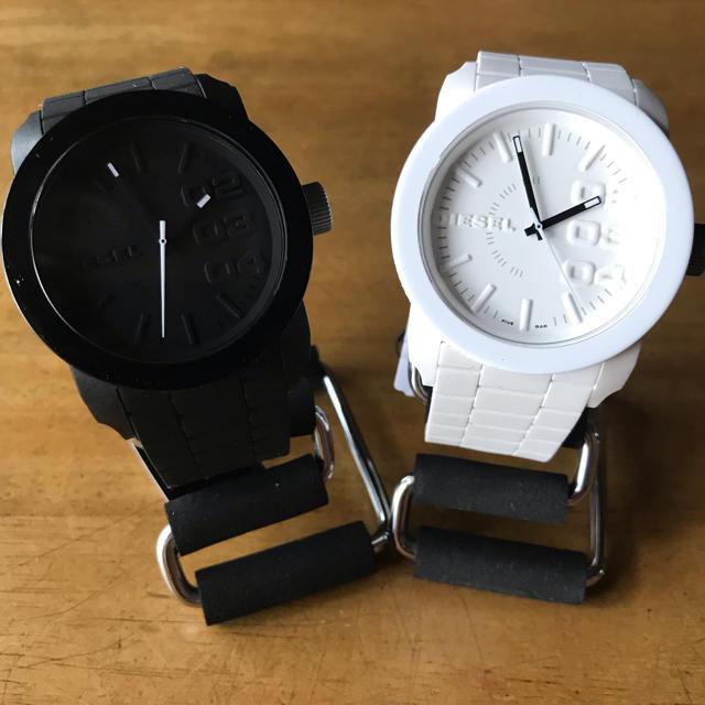 DIESEL - 新品✨ペアセット ディーゼル DIESEL 腕時計 DZ1436 DZ1437の通販 by てっちゃん(´∀`)|ディーゼルならラクマ